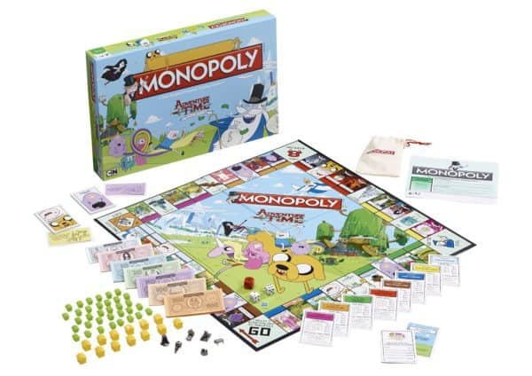 Adventure Time: Monopoly Board Game