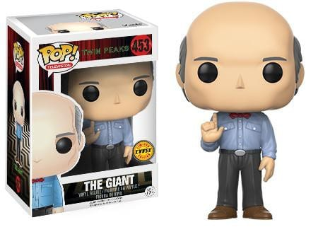 Funko POP! Television Twin Peaks - The Giant Vinyl Figure 10cm