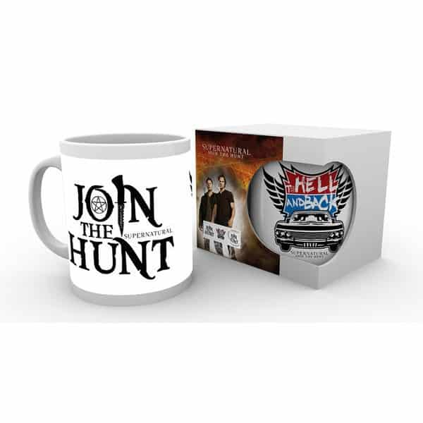 Supernatural XL Mug Hell and Back