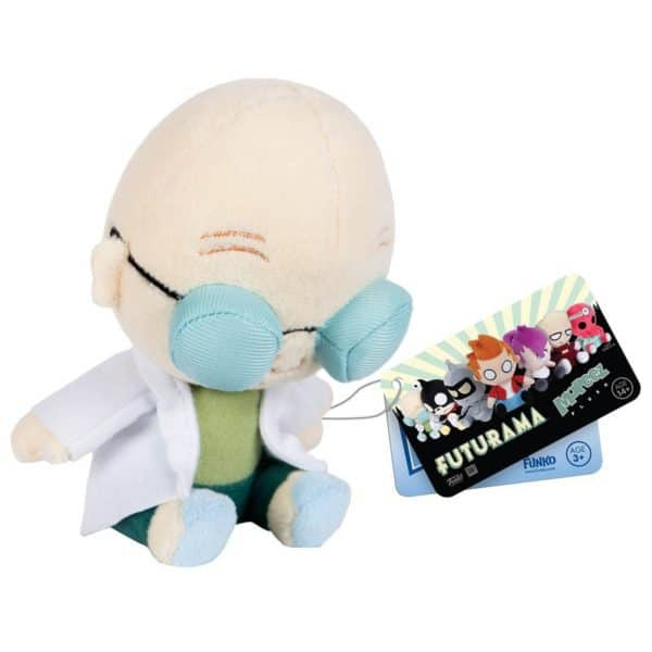 Funko Mopeez - Futurama: Professor Farnsworth - Plush Figure 12cm