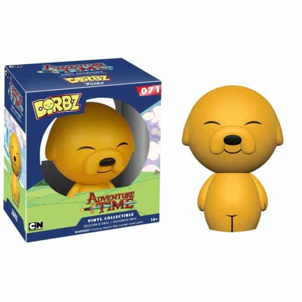 Funko Sugar Dorbz - Adventure Time: Jake - 8cm