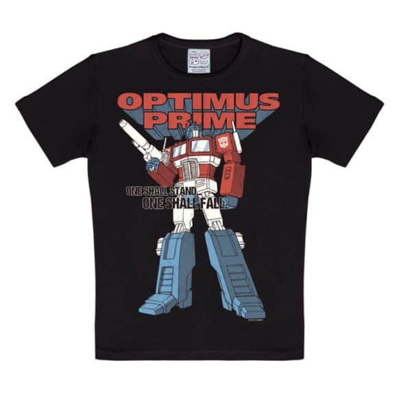 Transformers - One Shall Stand ... - T-Shirt Easy Fit