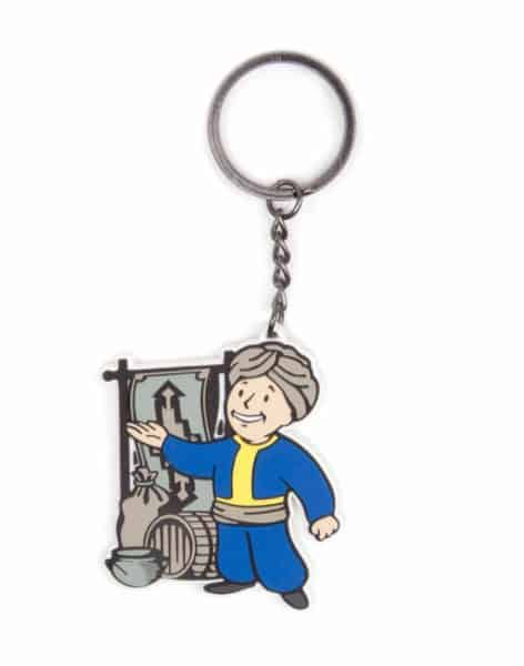 Fallout 4 – Merchant Keychain