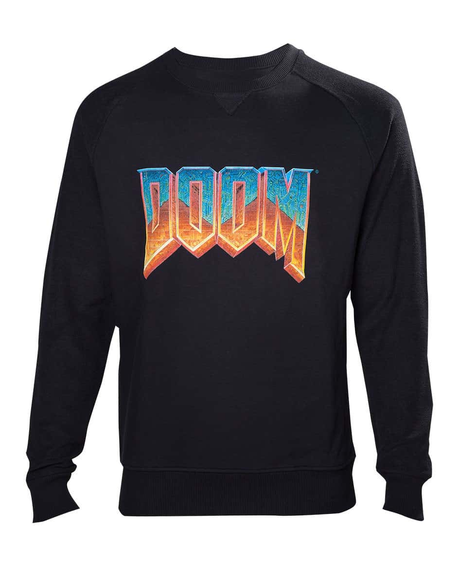 DOOM - Men's 2 tone sweater