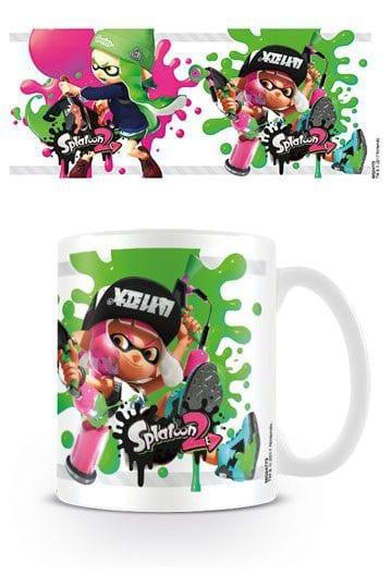 Splatoon 2 Mug Splat Dualies