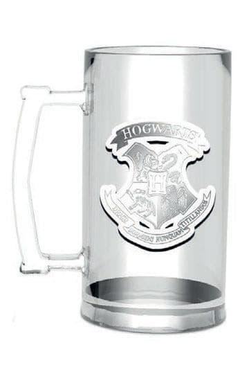 Harry Potter Stein Hogwarts Glass