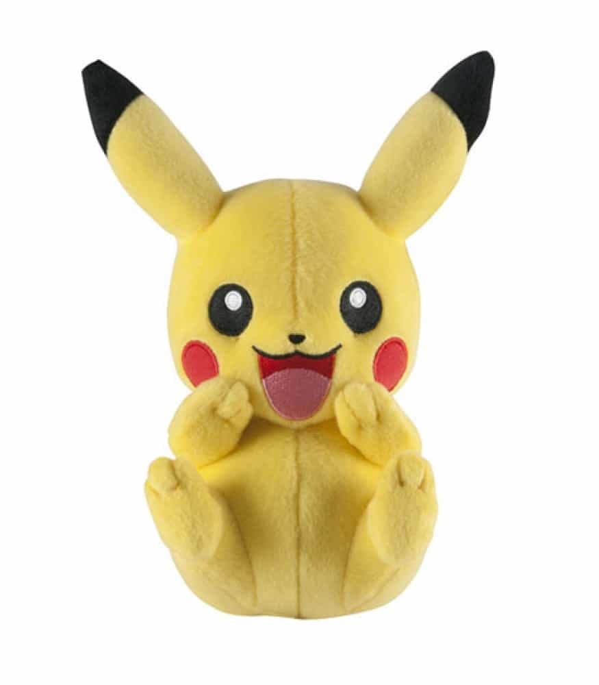 Pokémon Plush Figure Pikachu C (laughing) 20 cm