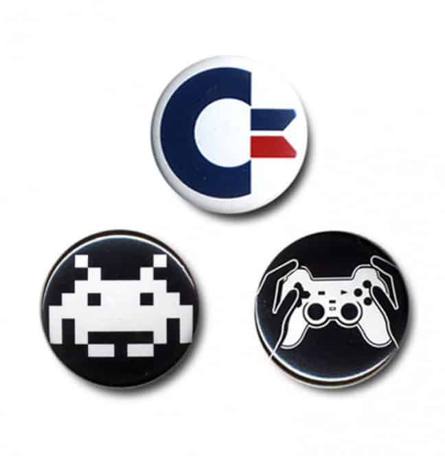 DC2 Buttons