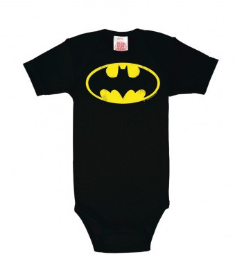 Batman - Logo Baby Body