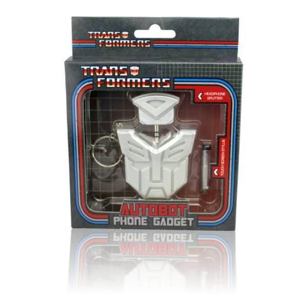 Transformers: Autobot Phone Gadget