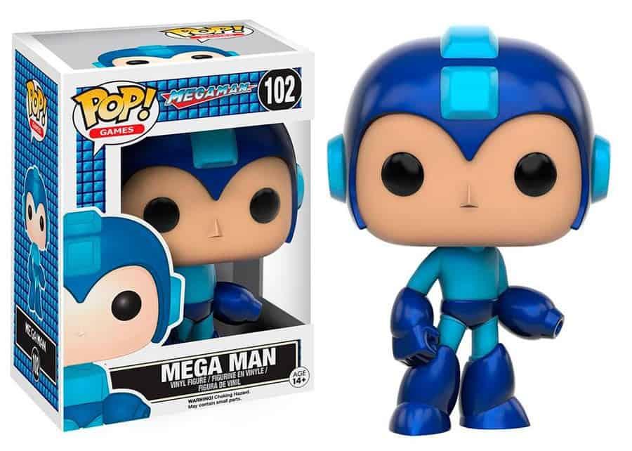 Funko POP! Games Vinyl Figure Mega Man 9 cm