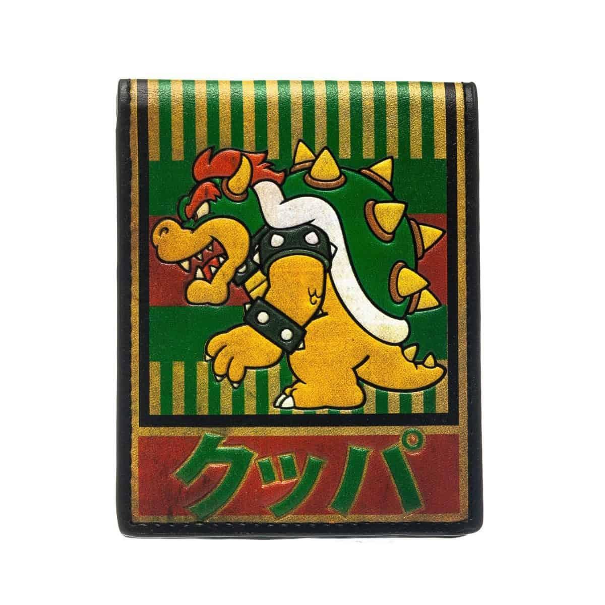 Nintendo - Bowser Kanji Bifold Wallet