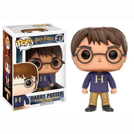 Funko POP! Movies Vinyl Figure Harry Potter (Sweater) 9 cm