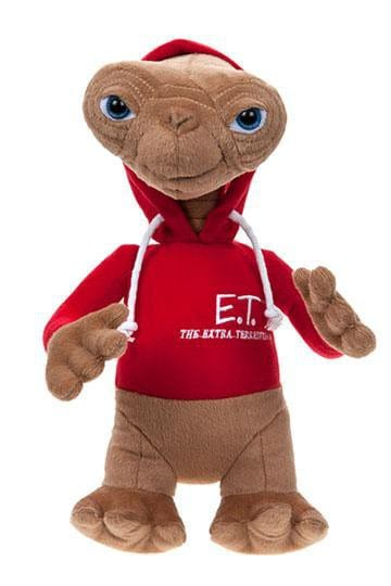 E.T. the Extra-Terrestrial Plush Figure E.T. with Blouse 27 cm