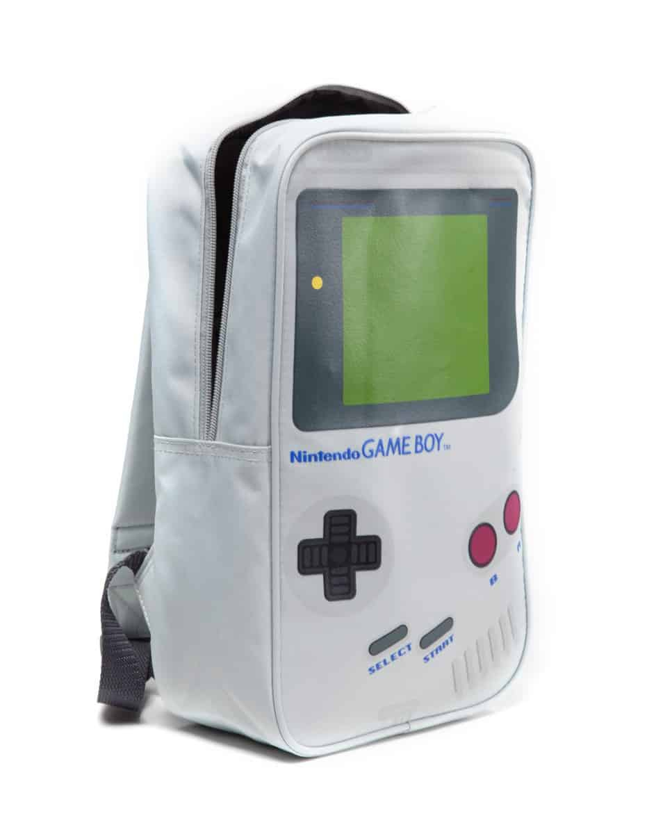 Nintendo - Gameboy Mini Backpack With Screenprint