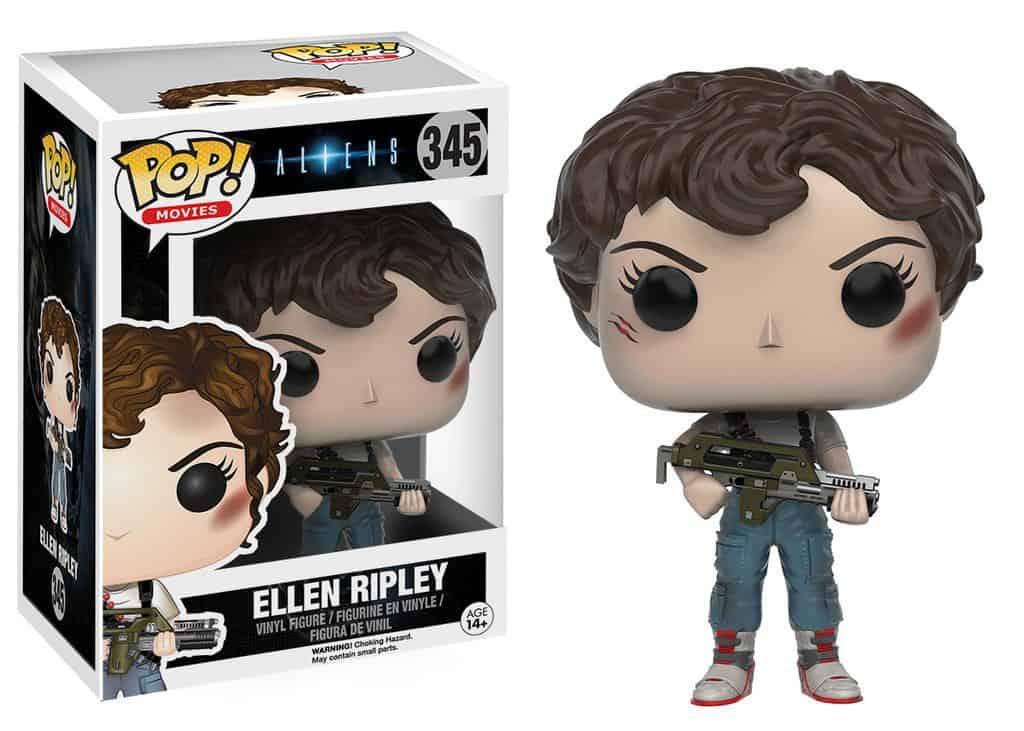 Funko POP! Aliens: Ellen Ripley - Vinyl Figure 10cm