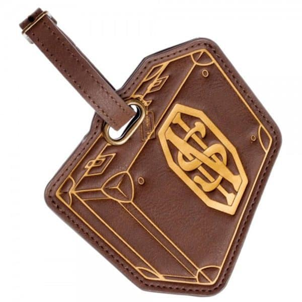 Fantastic Beasts Luggage Tag Newt