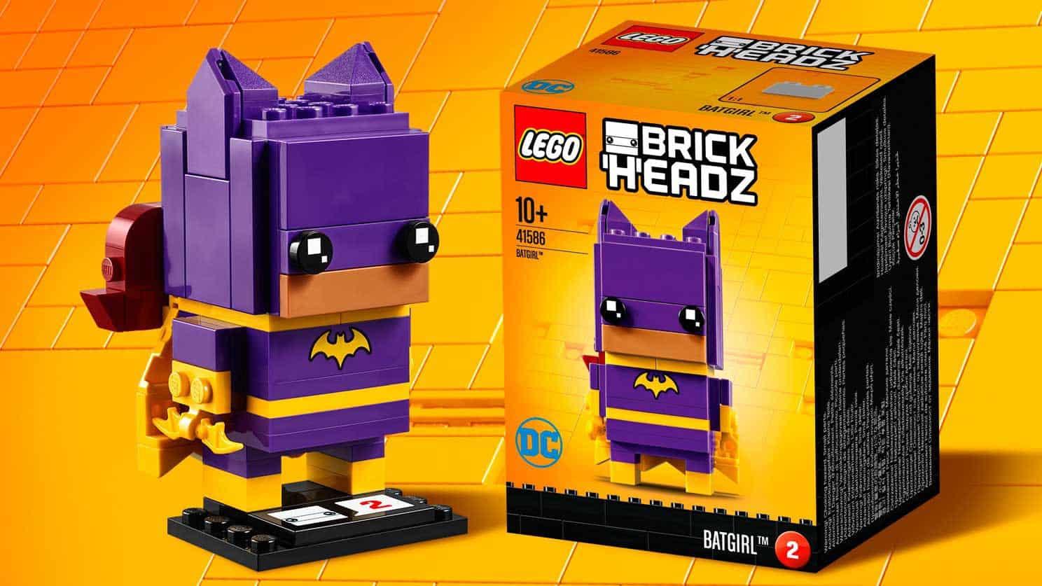 LEGO® BrickHeadz The LEGO® Batman Movie™ Batgirl