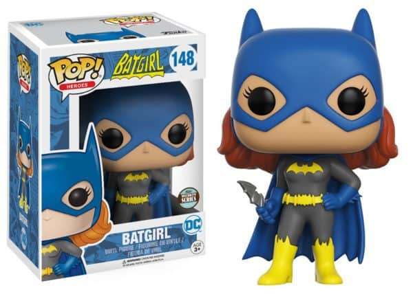 Funko POP! DC: Heroic Batgirl LE