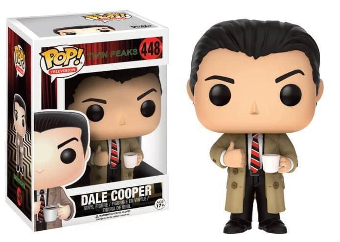Funko POP! Twin Peaks Television Vinyl Figure Dale Cooper 9 cm