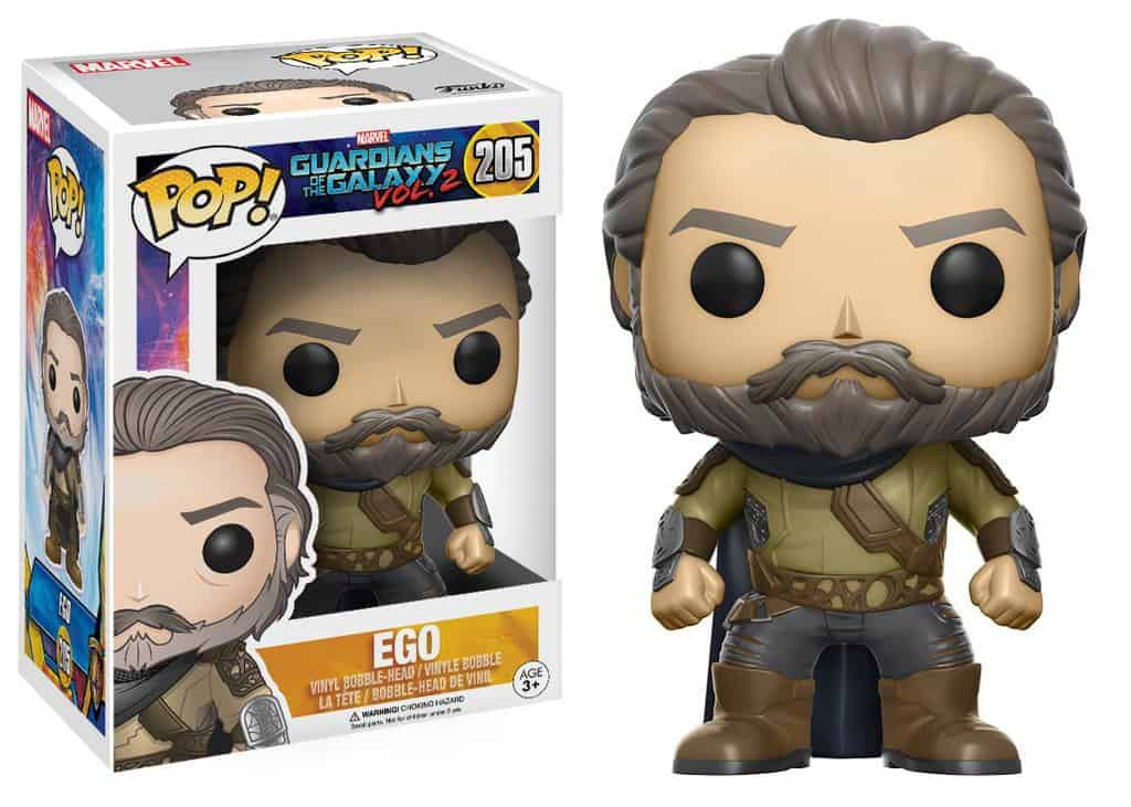 Funko POP! - Guardians of the Galaxy vol. 2 EGO Vinyl Figure 10cm