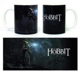The Hobbit: Gandalf Light In The Dark Mug