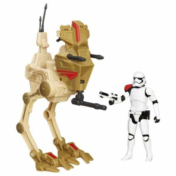 Star Wars Episode VII Vehicle with Figure 2015 Assault Walker Exclusive