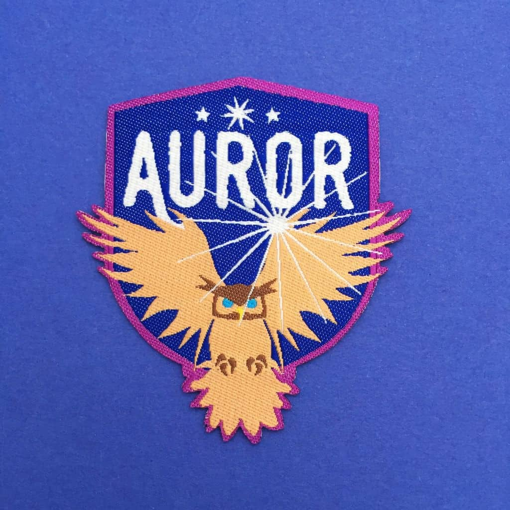 HOYFC Auror Patch