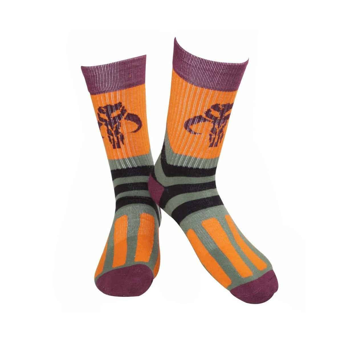 Star Wars - Bobba Fett Socks