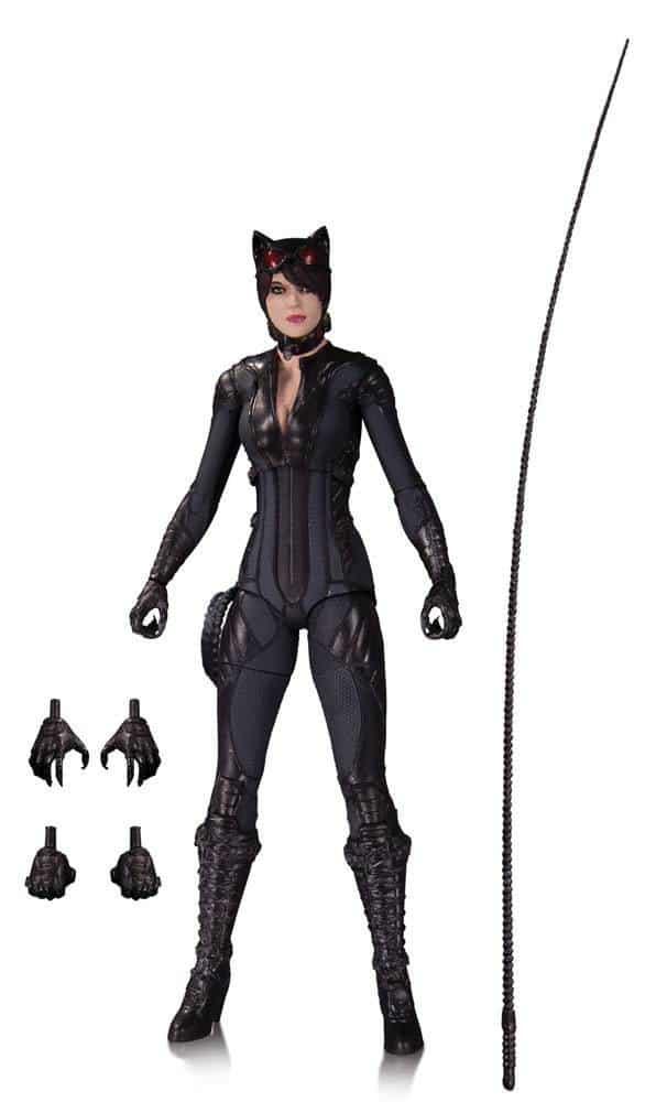 Batman Arkham Knight Action Figure Catwoman 17 cm