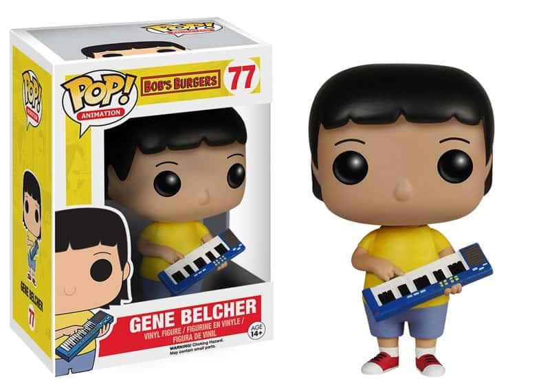 Funko POP! Animation: Bob's Burgers Gene Belcher
