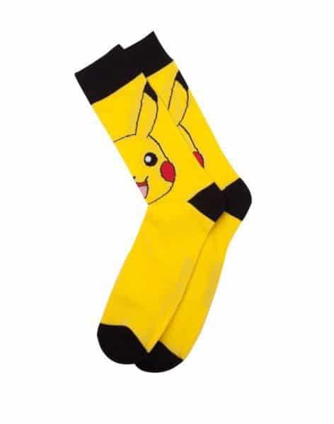 Pokémon – Pikachu Socks