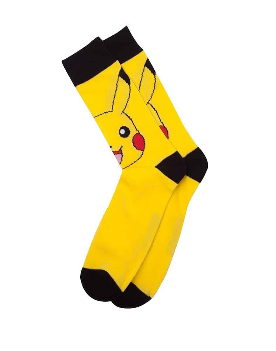 Pokémon - Pikachu Socks