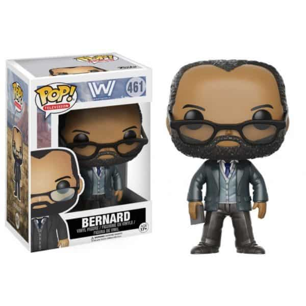 Funko POP! TV Westworld – Bernard Lowe Vinyl Figure 10cm