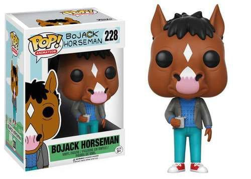 Funko POP! Bojack Horseman - Bojack Horseman Vinyl Figure 10cm
