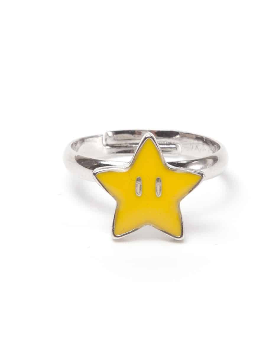 Nintendo - Super Star Super Mario Ring
