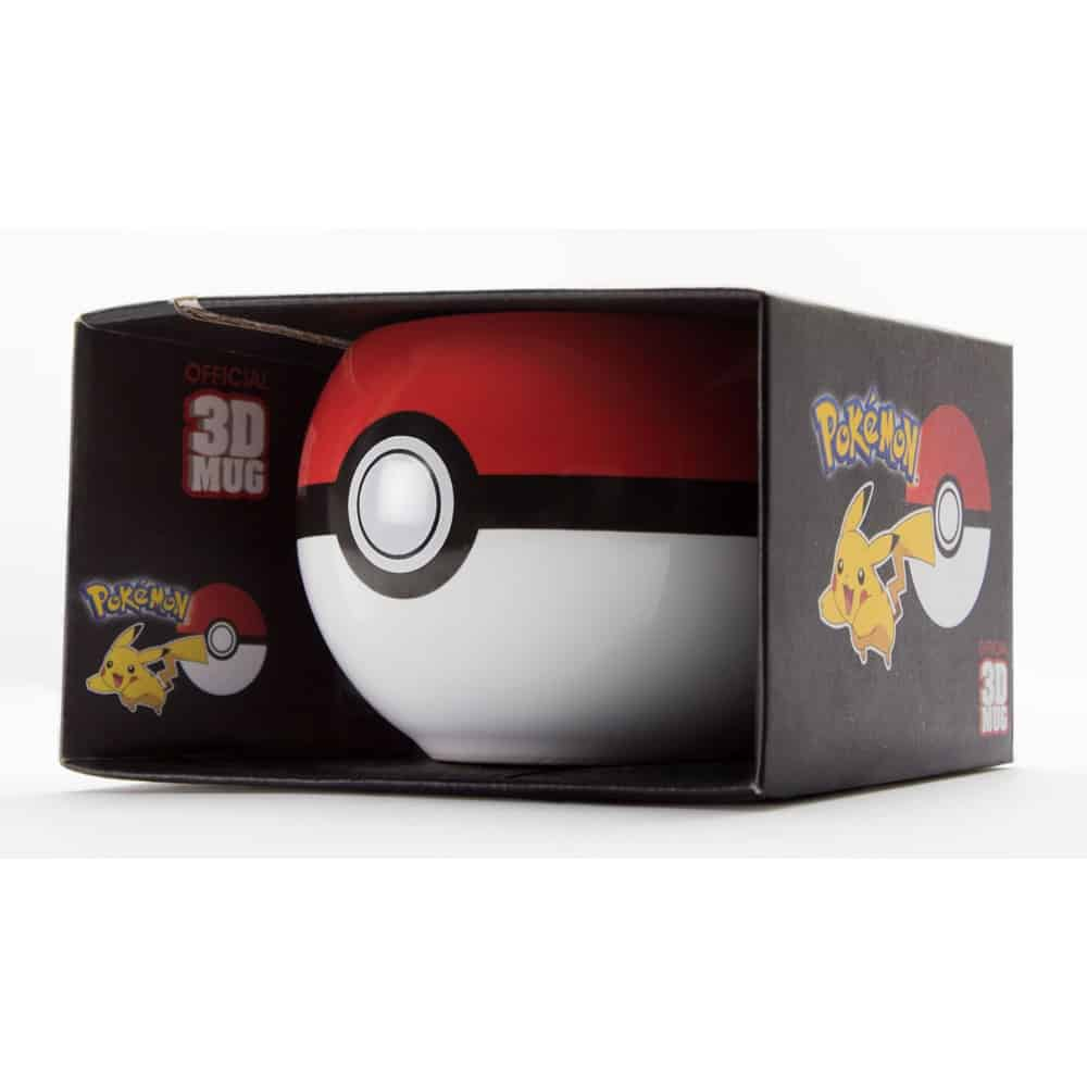 Pokémon 3D Mug Pokeball