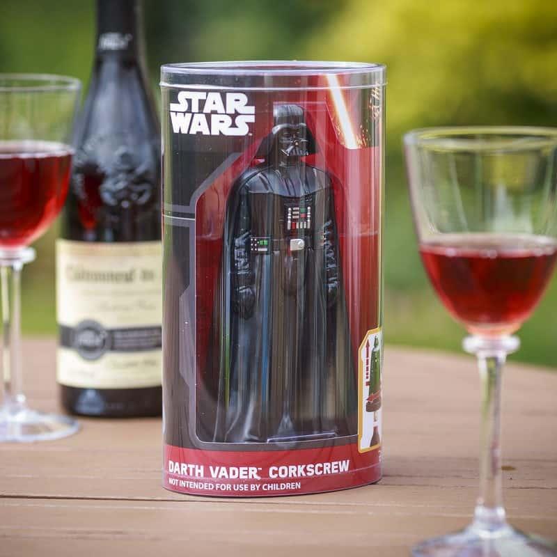 Star Wars Corkscrew Darth Vader