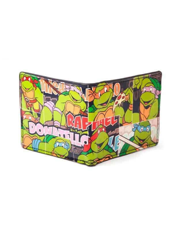 Turtles - TMNT Vintage PU Classic Turtle Wallet
