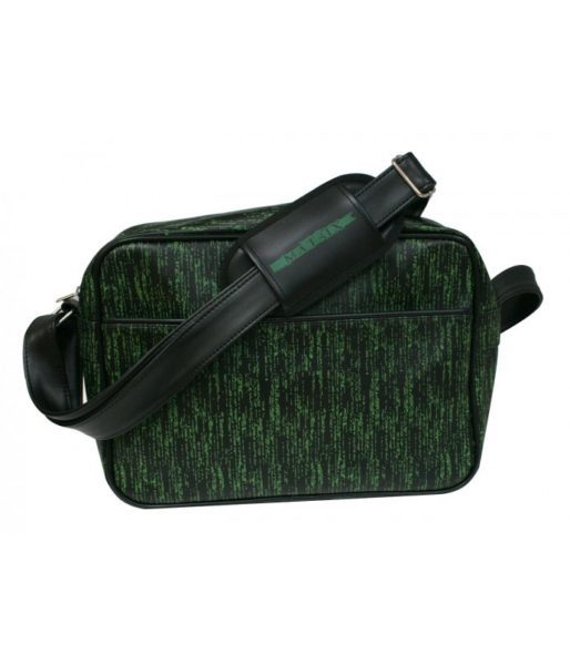 The Matrix: Code Black Messenger Bag