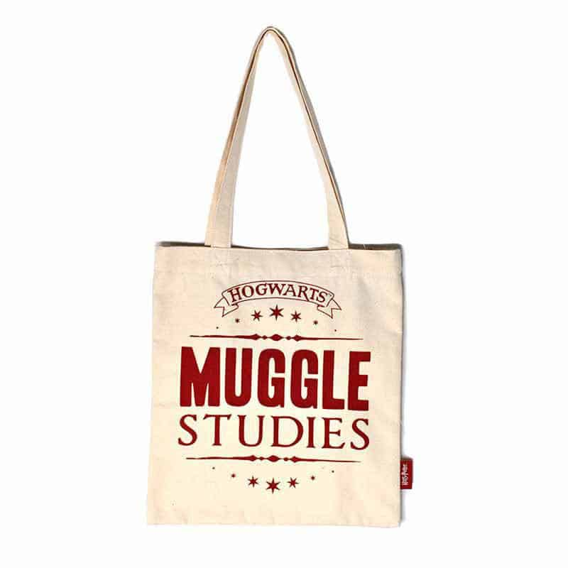 Harry Potter Shopping Bag Muggle Studies