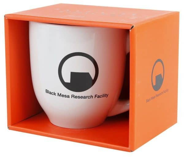 Half-Life 2 – Mug – Black Mesa Research Facility