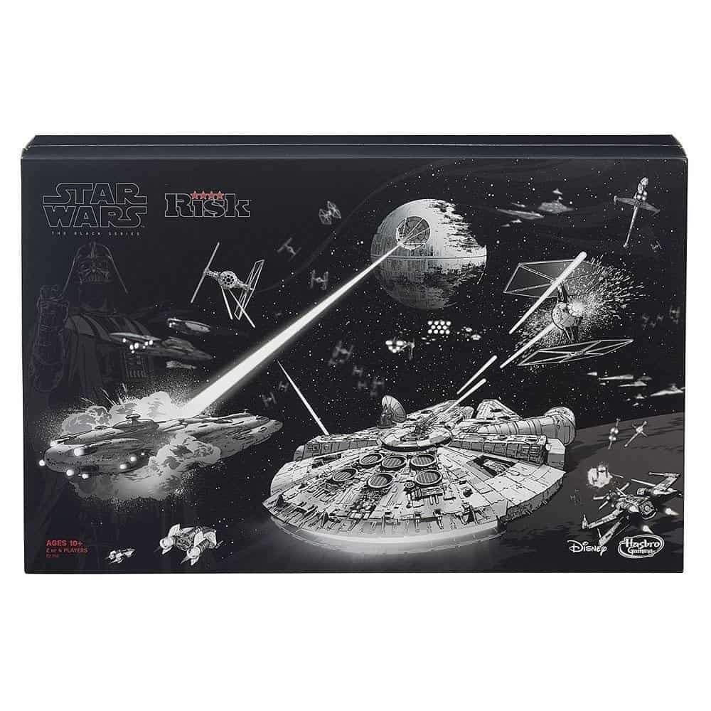 Star Wars The Black Series Board Game Risk English Version