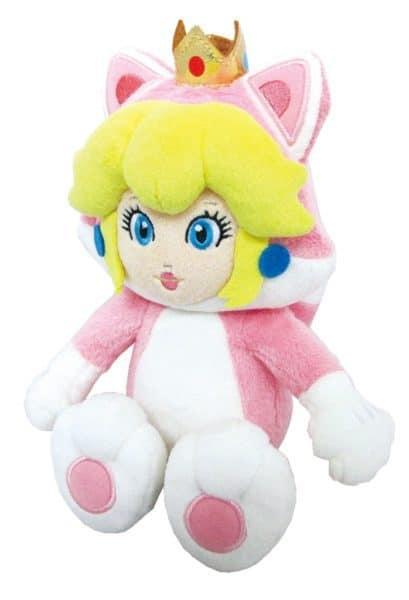 Super Mario Bros.: Cat Peach 10 inch Plush