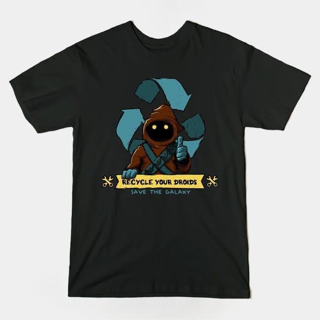 Star Wars: Save The Galaxy T-shirt