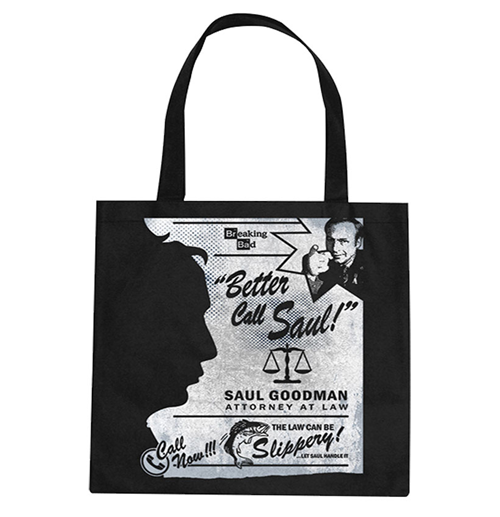 Breaking Bad Tote Bag Better Call Saul