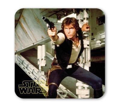 Star Wars - Han Solo Shooting Coaster