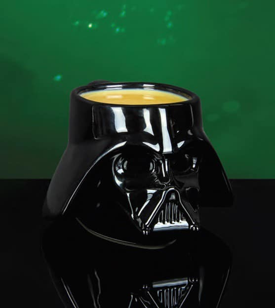 Star Wars: Darth Vader Shaped Mug