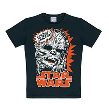Star Wars Chewbacca T-shirt Children