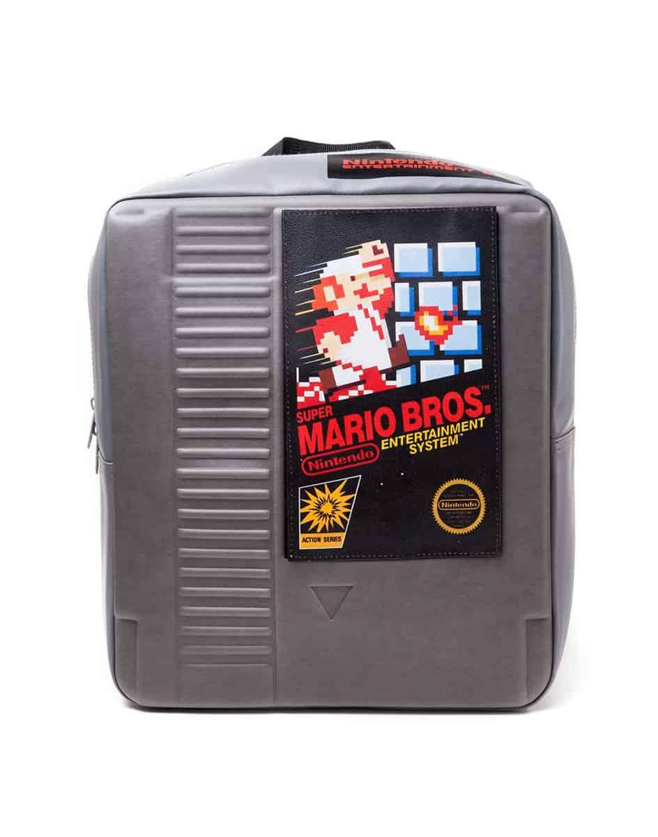Nintendo - NES Cartridge 3D Shaped Backpack